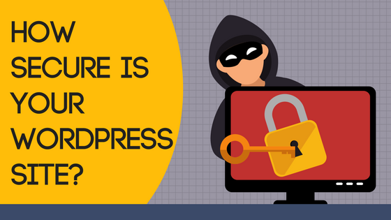 How secure is your wordpress site
