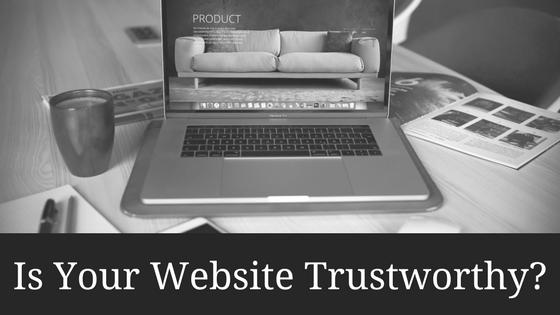 Is your website trustworthy?